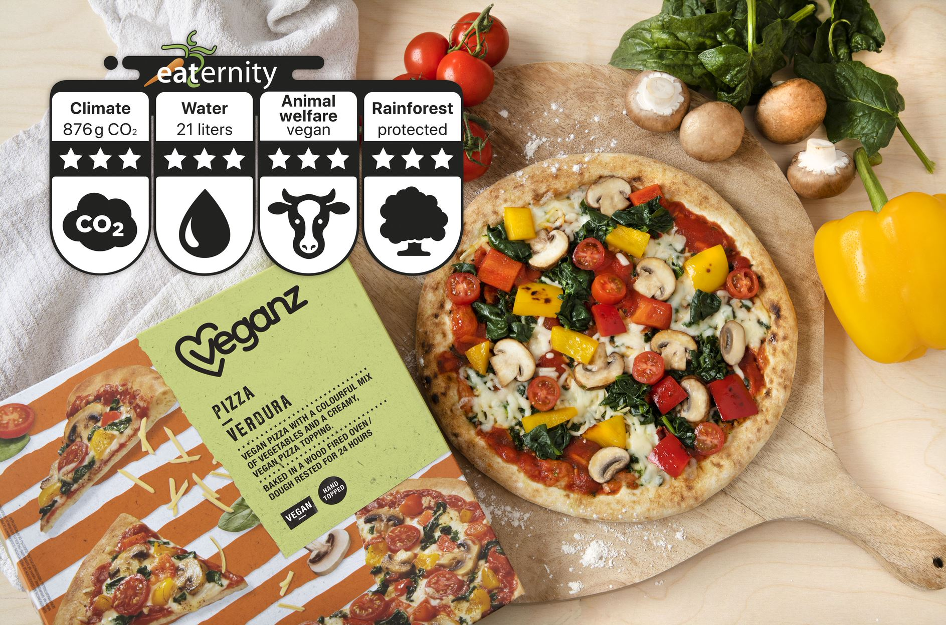 Veganz launches in Australia and is now available at Woolworths