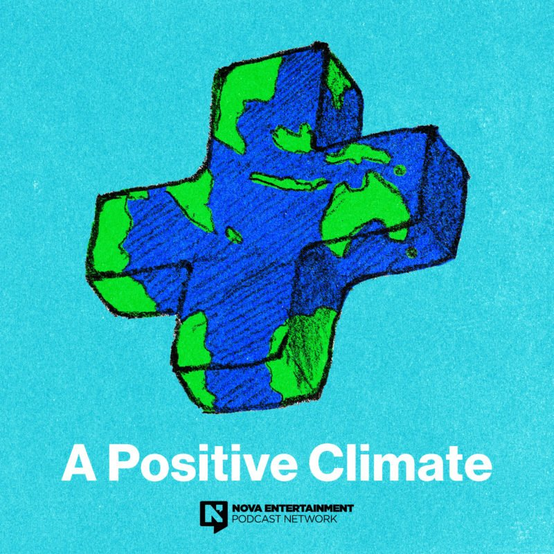 New podcast to tackle climate change
