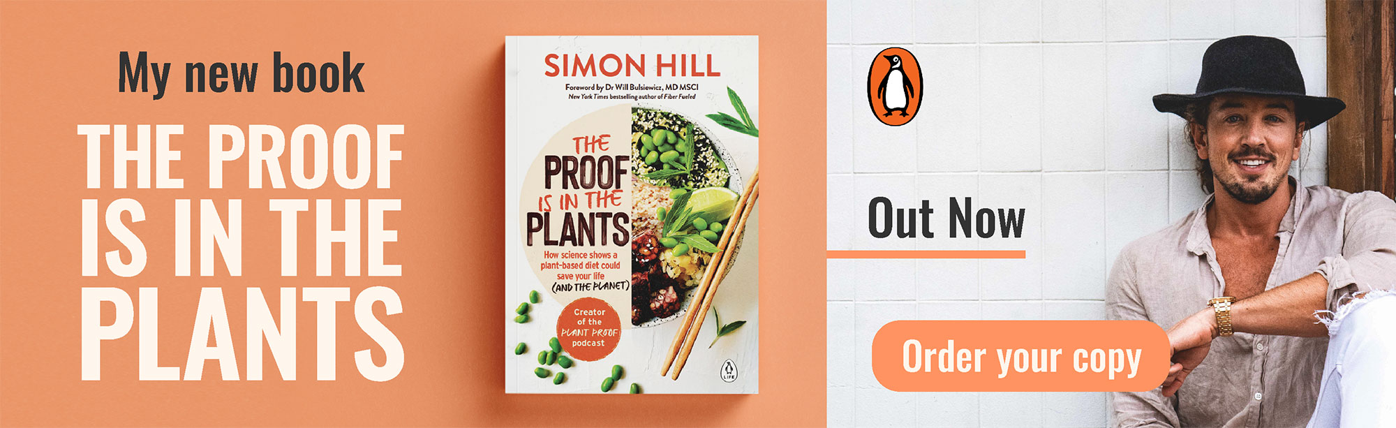 The Proof Is In the Plants Book Is Out Now!