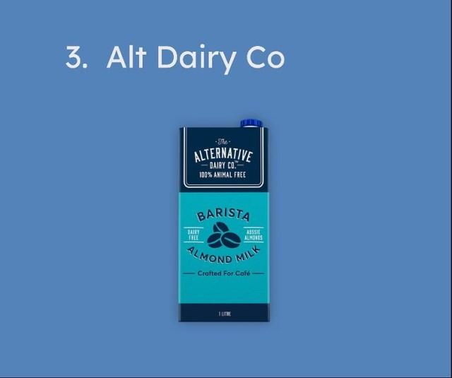 Best Almond Milk in Australia
