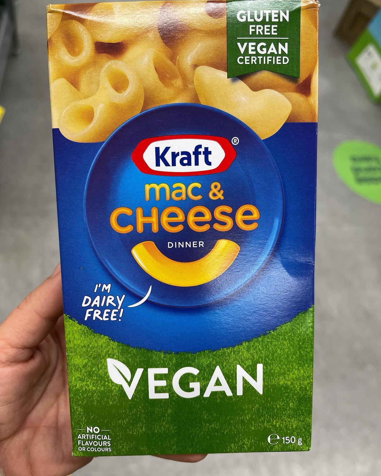 Kraft launches vegan mac & cheese across Australia
