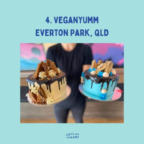 Best Vegan Cakes in Australia as voted by you!