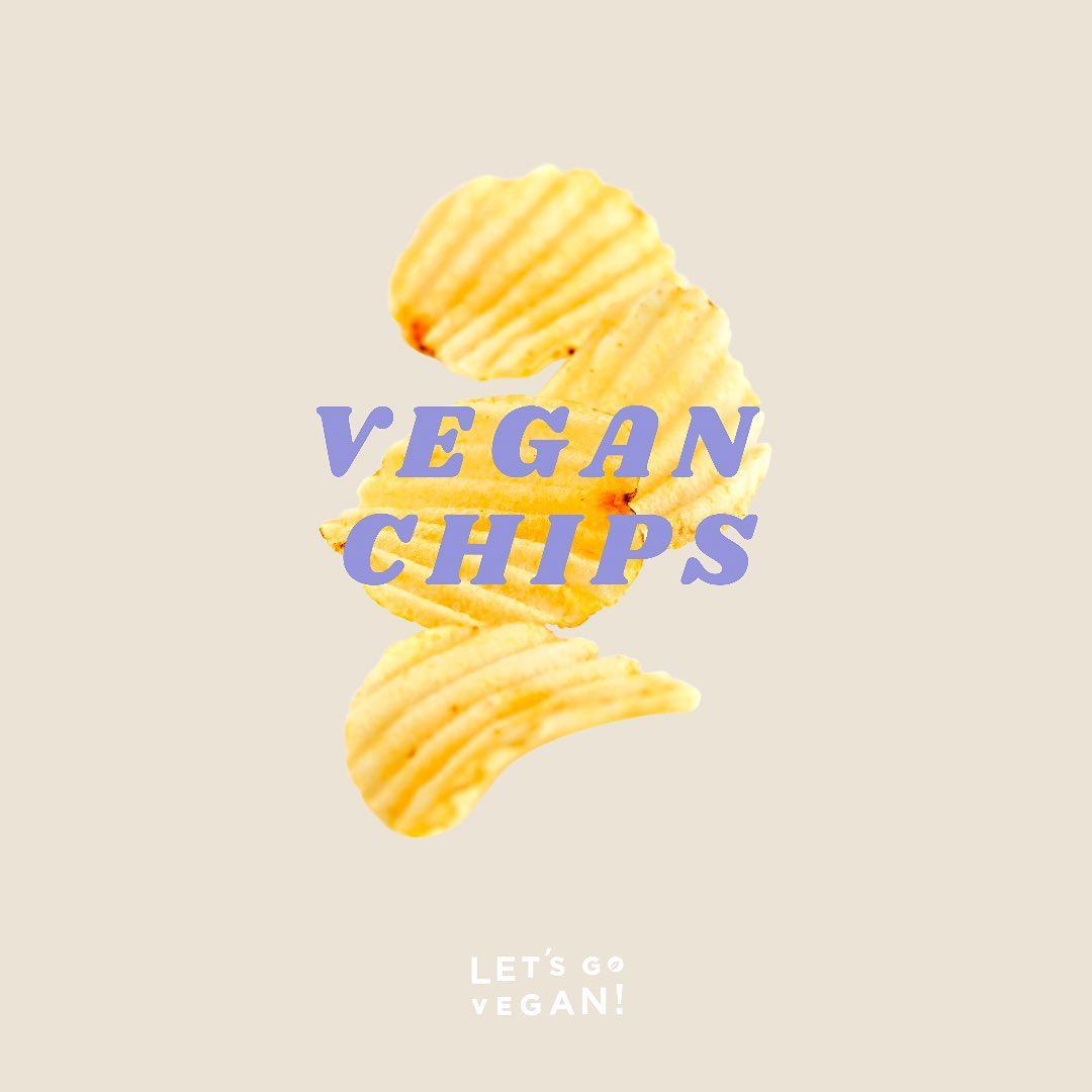Vegan Chips from Australian Supermarkets