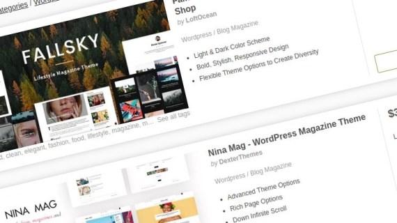 5 Alasan Menggunakan Premium Wordpress Theme Untuk Bisnis