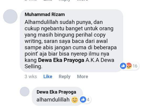 Buku Main Facebook Dewa Eka Prayoga