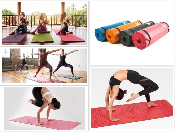 yoga mat at best price in Pakistan