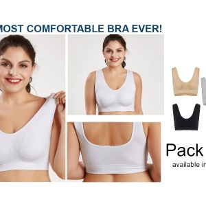 Air Bra pack of 3