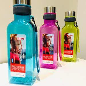 Cille Plastic Bottle