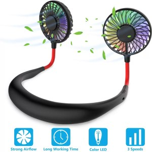 Neck Portable Fan1