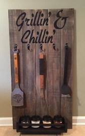Grillin and Chillin