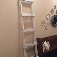 Rustic Ladders