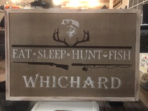 Eat Sleep Hunt Fish