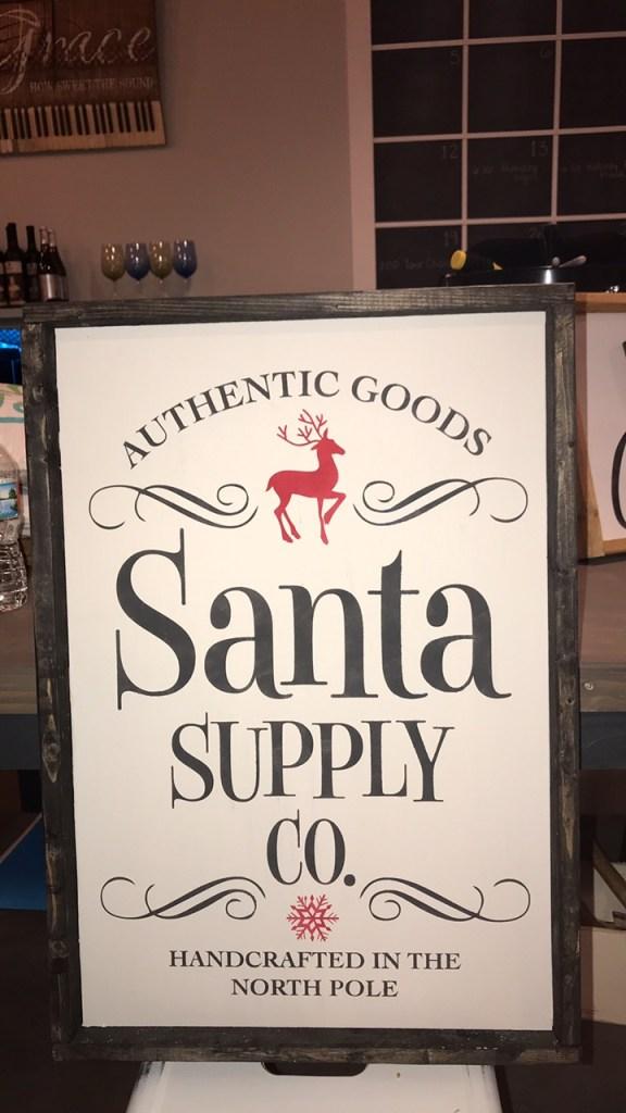 Santa Supply Company