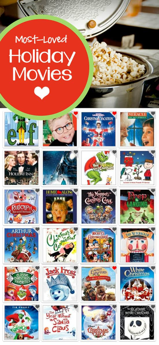 Top 10 Most-Loved Family Christmas Movies — Parent Recommendations