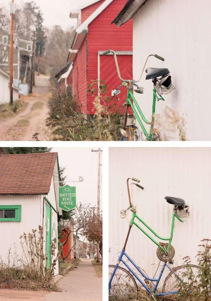 Bike Shop - Bayfield, WIsconsin