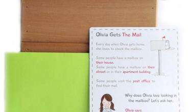 Petit Mail: Give the Gift of Snail Mail to Young Children