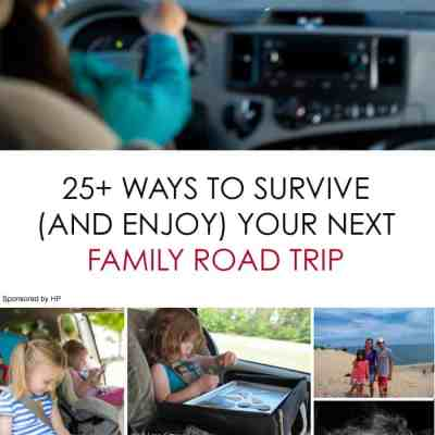 REAL MOM ADVICE: 25+ Ways to Survive (and Enjoy!) Your Next Family Road Trip