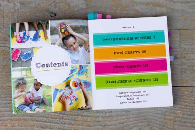 Must Try Summer Schedule for Kids: 101 Kids Activities That Are the Bestest, Funnest Ever! *great post