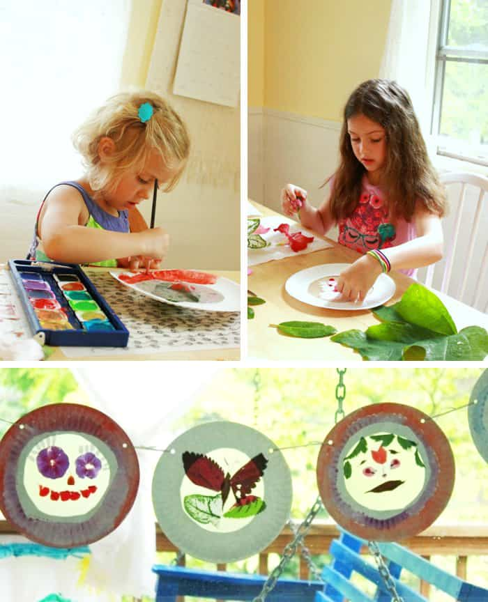 The Perfect Flower Suncatcher Craft for Children *beautiful. saving this for later. my kids will love it.
