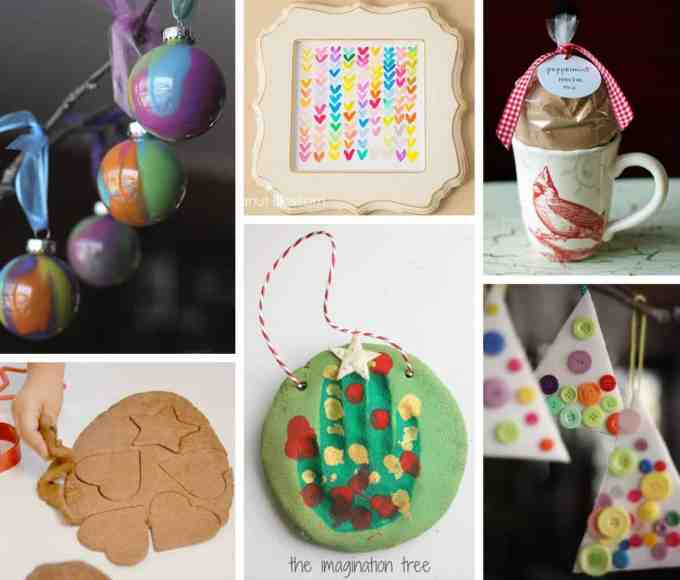10 diy holiday gifts kids can help make - Easy Christmas Gifts To Make