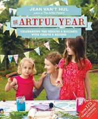 The Artful Year by Jean Van't Hul *Love this book