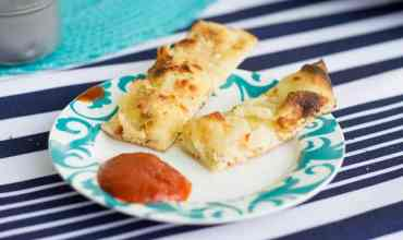 Cheesy Grilled Garlic Bread: This Was So Delicious, My Family Argued Over the Last Slice