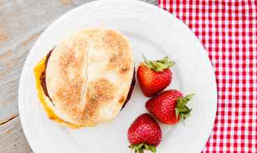 How to Save Time With Easy Make-Ahead Breakfast Sandwiches