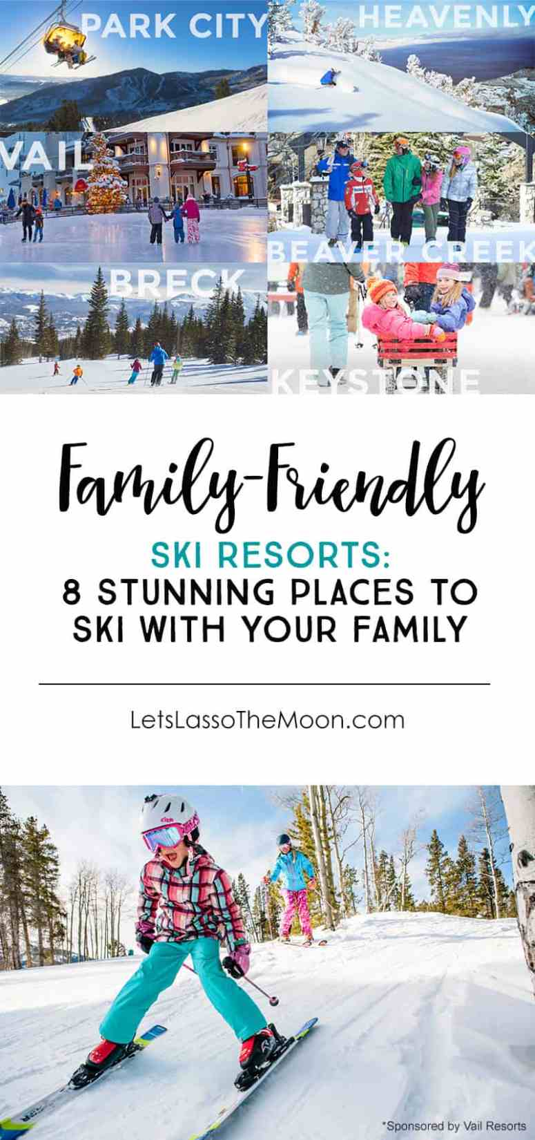 8 Stunning Ski Resorts Trips That Are Family-Friendly *Saving these idea for planning our next vacation