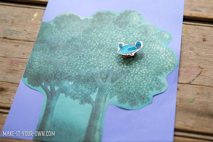 7 Creative Ideas for Book Jackets: Art Projects, Crafts for Kids, Educational Prompts, and More! *Love these ideas for upcycling old children's book covers. In this project you create a background for one of the book jacket cut-outs. Too cool.