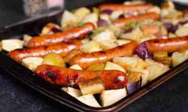 You Need to Know This Easy Sausage-&-Potato Bake Recipe