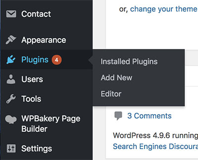 How to add contact form 7 in WordPress