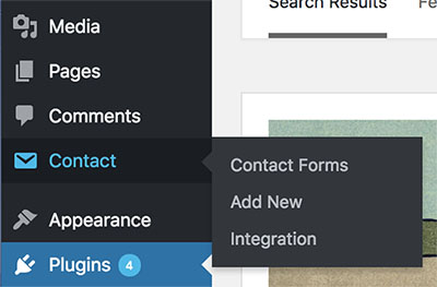 How to add new contact form 7