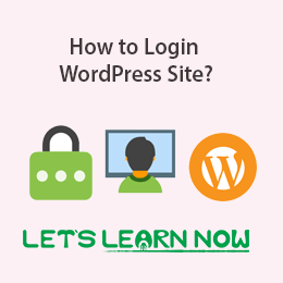 How to Login WordPress Site