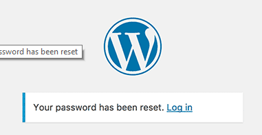 How to Recover WordPress Password for Beginners (6)