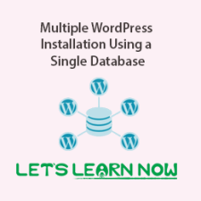 Multiple WordPress Installation Using a Single Database Featured Image