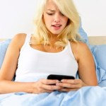 Misreading good night texts