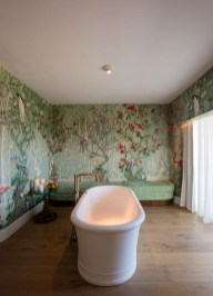 Tierra Santa Treatment Room Tub_Photo by Todd Eberle_Press Only