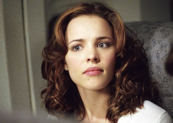RACHEL McADAMS stars as Lisa in the DreamWorks Pictures' suspense thriller RED EYE, directed by Wes Craven.