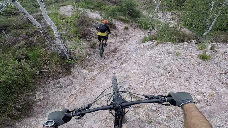 Trail di Baldissero canavese mtb