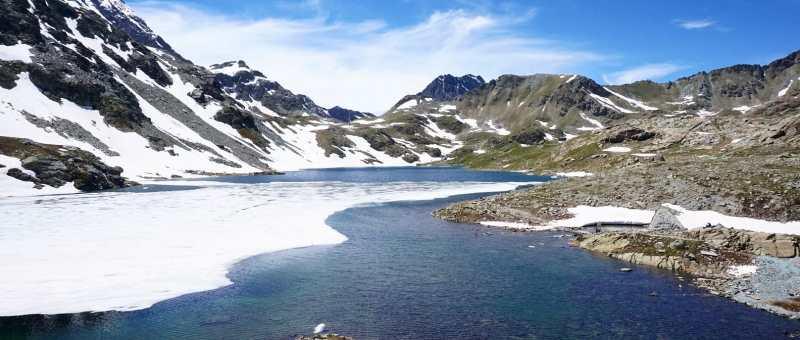 Gran Lac a Champdepraz