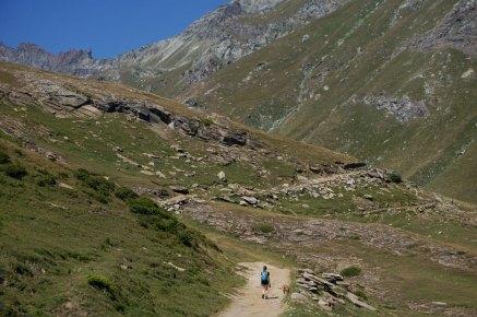 trekking al lago miserin