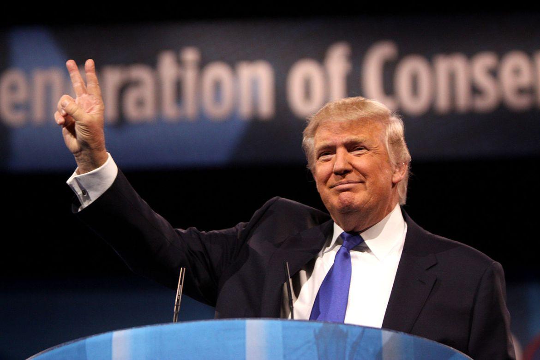 圖片說明/美國新任總統川普(取自CC創用)