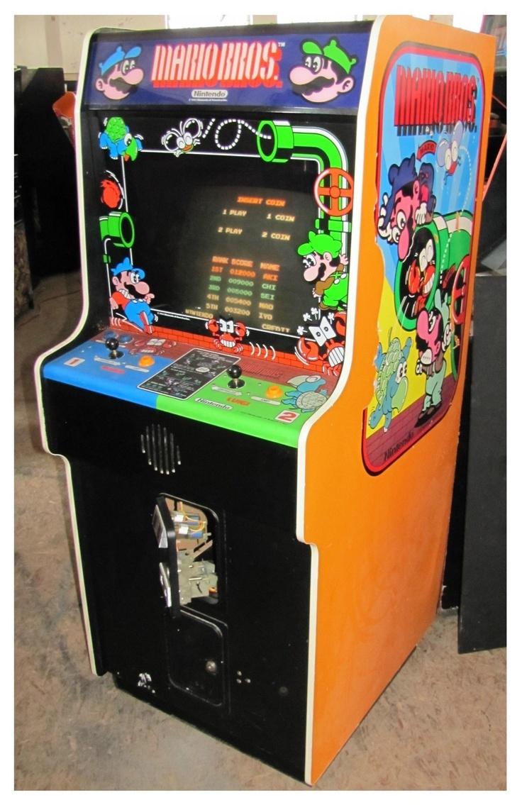 Mario Bros Arcade Game Arcade Game Rentals Bay Area