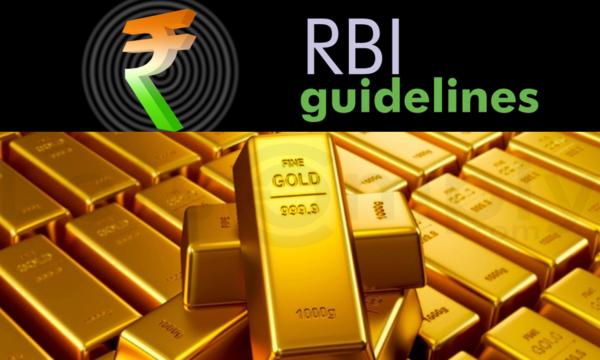 RBI Guidelines on Gold Monetization Scheme.