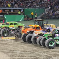Monster Jam Triple Threat Series Aug 17-19 + Ticket Giveaway!