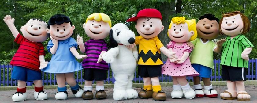 KNOTTS BERRY FARM Peanuts Celebration Hero Image