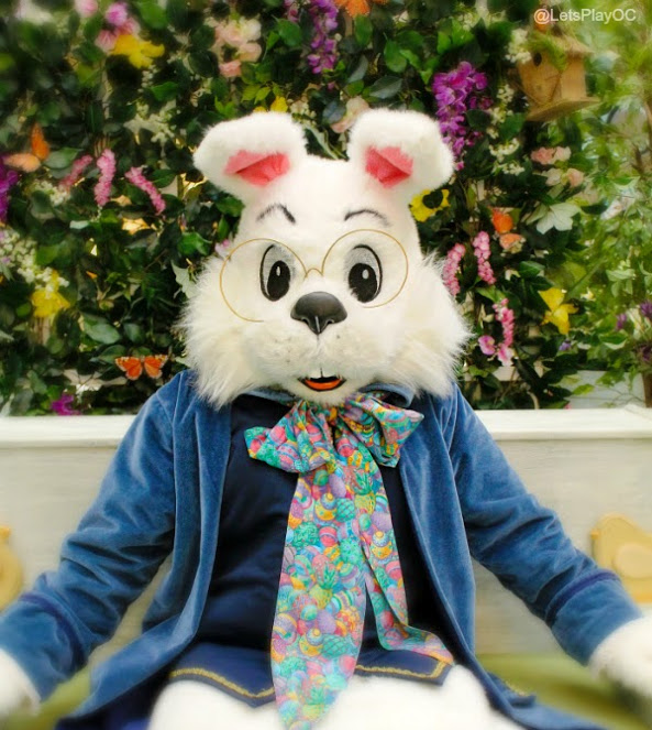 Simon Mall Easter Bunny Photo Experience Caring Bunny And Pet Photo Night Let S Play Oc