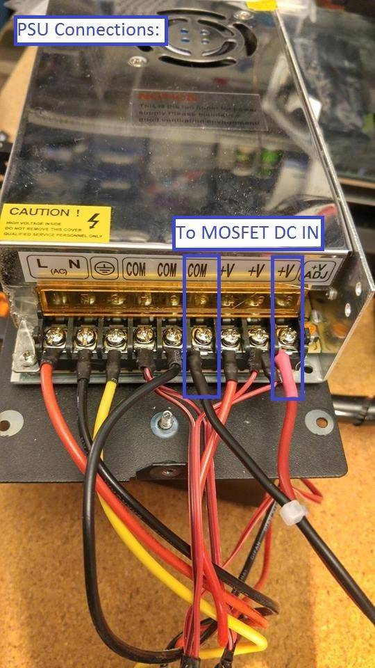 psu?resize=540%2C960&ssl=1 guide installing a mosfet board (maker select v2) let's print 3d  at crackthecode.co