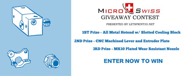 The Micro Swiss Giveaway Contest (Finished)