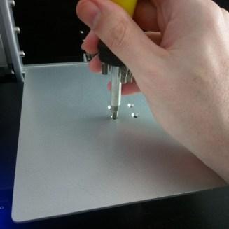 Cetus3D Build Plate